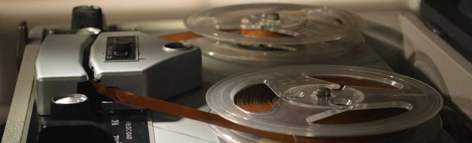 AUDIO REEL TO REEL OXFORDSHIRE UK